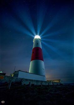 Portland Bill Lighthouse, Portland, Dorset,UK