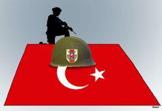 Shahid Atiqullah (2026-07-16) Turquie: Military Coup 2016. Turkey military coup