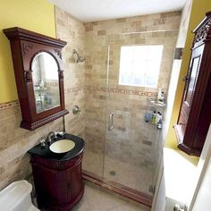 5x7 bathroom on pinterest bathroom remodel pictures for Bathroom 5x7 design