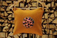 Shop for cushions on Etsy, the place to express your creativity through the buying and selling of handmade and vintage goods. Felt Pillow, Fish Scales, Tote Bag, Pillows, Trending Outfits, Unique Jewelry, Handmade Gifts, Bags, Etsy