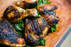 Find the recipe for Beer-Brined Chicken with Thyme and other recipes ...