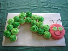 Very Hungry Caterpillar Cake by jocelyn