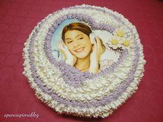 La torta di Violetta (ricetta per compleanno)