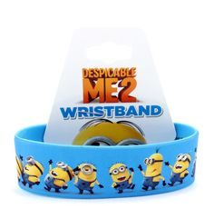 Despicable Me: Dancing Minions Wristband