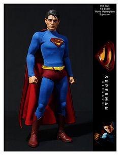 Hot Toys Movie Masterpiece Superman Returns by ETDS1, via Flickr