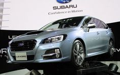 Subaru Levorg Concept has us dreaming about a Legacy wagon