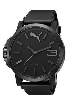 Puma Watch -- stealth and sleek