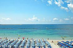 San Marco hotellin sijainti Lido-rannan tuntumassa Algherossa on erinomainen, kuva Finnmatkat