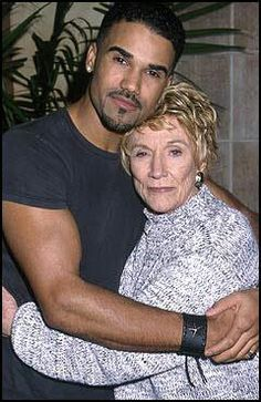 Shemar Moore and Jeanne