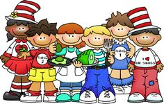 Little Miss Kindergarten - Lessons from the Little Red Schoolhouse!: Read Across America!