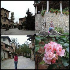 Grazzano Visconti. #Blogville día 2: entre valles, colinas y castillos de #Piacenza - Instagram by @Magalí Pizarro