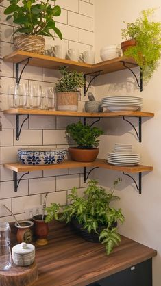 Arch Interior, Interior Decorating, Interior Design, Kitchen Organisation, Welcome To My House, Cottage Kitchens, Boho Bathroom, New Kitchen Cabinets, Kitchen Corner