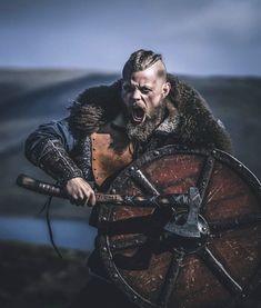 Viking Warrior Men, Viking Battle, Viking Armor, Viking Garb, Viking Life, Battle Axe, Viking Aesthetic, Viking Cosplay, Viking Culture