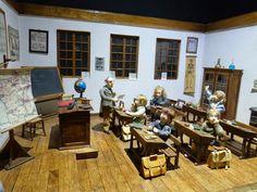 Amis du Jouet Ancien et du Patrimoine Miniature: 06_Reportages