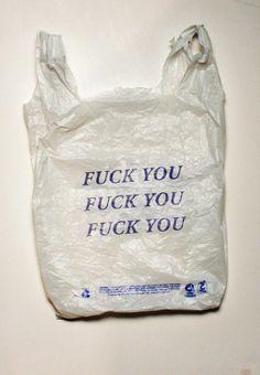 Fuck You #typography