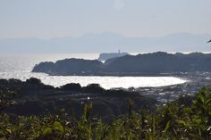 May 4, seascape from Zushi panorama view spot.