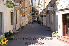 Keep calm and visit Pasaż Apollo! Apollo, Calm, Brazil Cafe, Apollo Program