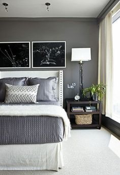 Grays have always been a favorite for exteriors, over the past several years gray has become very popular in interior design as w...