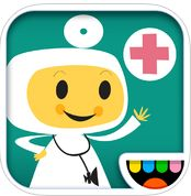 Don't miss out on today's Good Free App of the Day!  Toca Doctor is FREE for a limited time! Must-have top app for preschool!