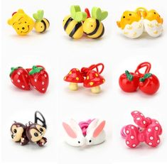Mother & Kids Bright Cute Kids Girls Candy Hairpins Bow Hair Accessories Girl Hair Clip Styling Tools Hairpin Hair Red Barrettes Accessory We Take Customers As Our Gods
