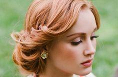 THE NORWEGIAN WEDDING BLOG | Inspirasjon Brud og Bryllup | Ultimate Bridal Inspirations: 25 Brudefrisyrer av oppsatt hår - Oppsatte Hårfrisyrer - Moderne Brudefrisyrer