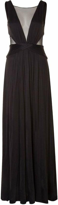 BCBGMAXAZRIA Cocktail dress / Party dress black