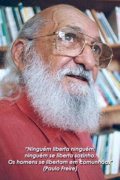 Paulo Freire 1921-1997