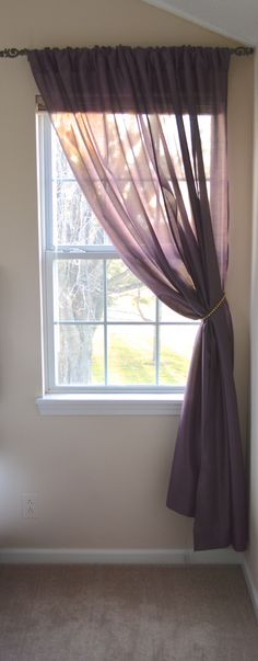 Curtain Ideas On Pinterest Linen Curtains Window Panels