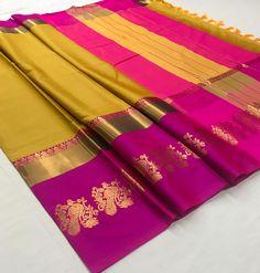 Pink Cotton Silk saree with Rich Mayurika Border – sf000466