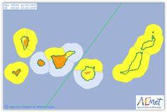 La Palma Wetter> es kommt noch heftiger