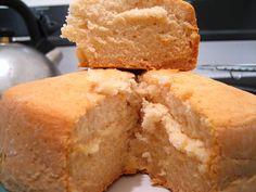 Evil Cake Lady: Julie and Noah's Wedding Cake, Part Two: GF White Cake