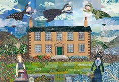 Amanda White: Monk's House Weekend, 1931: Writers' HousesThe visits of Sylvia Plath and Virginia Woolf to Haworth Parsonage, home of the Bronte sisters, separated by 52 years
