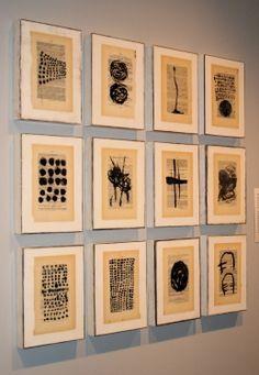 Gwendolyn Plunkett : New Language Gallery - houston encaustic artist