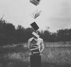 23 Tumblr B W Books Travel Boy Fantasy