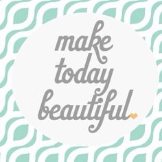 make today beautiful  #sunday #beautiful #shopevelynandchristine