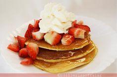 cilekli pancake