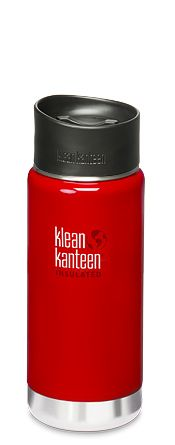klean kanteen insulated bottle for bringing smoothies to work