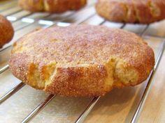 Scrumptious Snickerdoodles! (Gluten-Free, Dairy-Free, Soy-Free, Grain-Free)