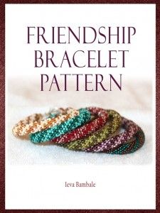 Friendship Rope Bracelet Patterm