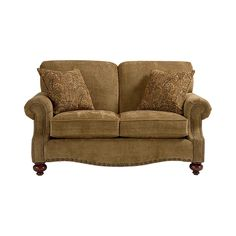 "Loveseat at Biltrite, 66"" wide"