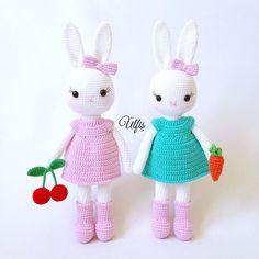 Mesmerizing Crochet an Amigurumi Rabbit Ideas. Lovely Crochet an Amigurumi Rabbit Ideas. Chat Crochet, Crochet Rabbit, Crochet Amigurumi Free Patterns, Crochet Teddy, Crochet Toys, Free Crochet, Free Rabbits, Cat Amigurumi, Stuffed Animal Patterns