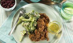 Doigts de poulet croustillants et salade crémeuse de brocoli/qu est ce qu on mange pour souper/danny st pierre