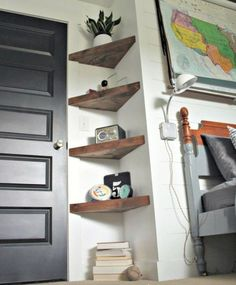 7smart home design ideas for how touse corner spaces