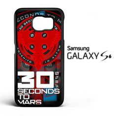 30 seconds to mars Closer Z2239 Samsung Galaxy S6 Case