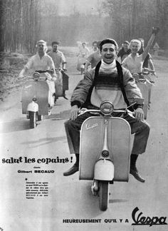 A website dedicated to Vespa and Lambretta scooters. Scooters Vespa, Moto Scooter, Piaggio Vespa, Lambretta Scooter, Scooter Girl, Vintage Vespa, Vintage Ads, Vintage Posters, Upcycled Vintage