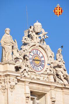 Mentre el rellotge avança, esperem a Benet XVI