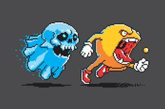 Camisa Be Fast - Dead pixel Pac Man, Video Game Heaven, Pixel Games, Geek Games, Nerd Love, Men Design, Pixel Art, Game Art, Comic Art