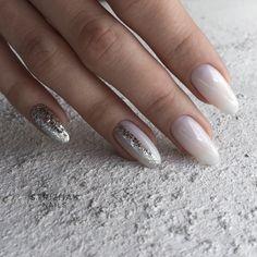 Pin on Nail art. Make-up tips. Pin on Nail art. Make-up tips. New Nail Designs, Acrylic Nail Designs, Art Designs, Blue Nails, White Nails, White Sparkle Nails, Burgundy Nails, Hair And Nails, My Nails