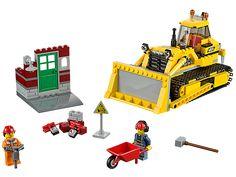 Call in the heavy-duty demolition Bulldozer!