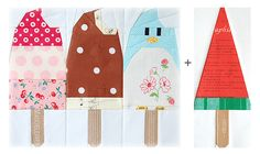 Popsicles Pattern! by ayumills, via Flickr